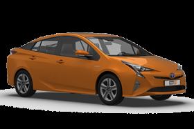 Toyota Prius (2015-Current)
