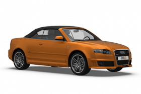 Audi RS4 Convertible (2006-2008)
