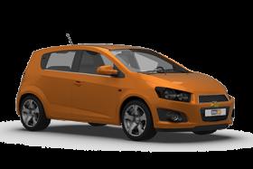 Chevrolet Sonic (2011-2016)
