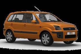 Ford Fusion (Eu) (2005-2012)