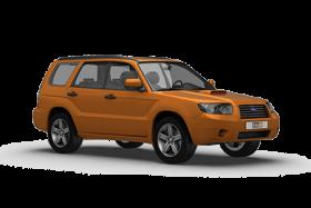 Subaru Forester (2006-2008)