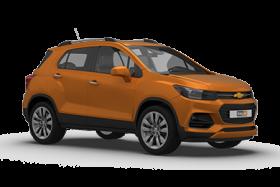 Chevrolet Trax (2016-Current)