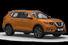 Nissan Rogue (2016-Current)