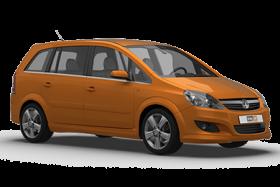 Vauxhall Zafira (2008-2014)