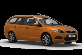 Ford Focus Station Wagon (2007-2010)