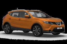 Nissan Rogue Sport (2017-Current)