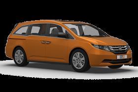 Honda Odyssey (2014-2017)