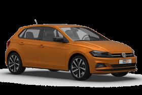 Volkswagen Polo 5 Door Hatchback (2017-Current)