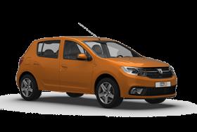 Dacia Sandero 5 Door Hatchback (2016-Current)