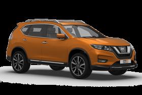 Nissan X-Trail (2017-Current)