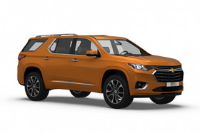 Chevrolet Traverse (2017-Current)