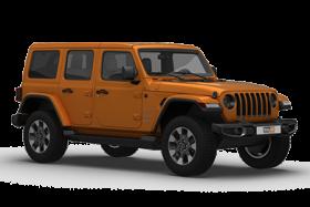 Jeep Wrangler 4 Door (2018-Current)
