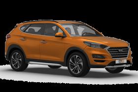 Hyundai Tucson (2018-)
