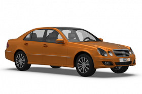Mercedes Benz E-Class Sedan (2002-2009)