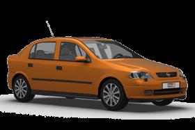 Opel Astra 5 Door Hatchback (1998-2004)