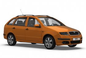 Skoda Fabia Station Wagon (2000-2004)