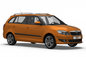 Skoda Fabia Station Wagon (2007-2010)