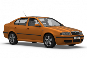 Skoda Octavia 5 Door Hatachback (1996-2000)