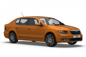Skoda Superb Hatchback (2008-2013)