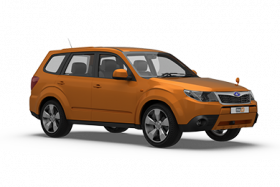 Subaru Forester (2008-2010)