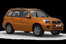 Toyota Rav4 5 Door (2000-2005)