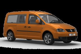 Volkswagen Caddy Maxi (2007-2010)